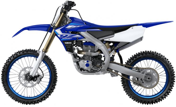 YAMAHA YZF 250 2020
